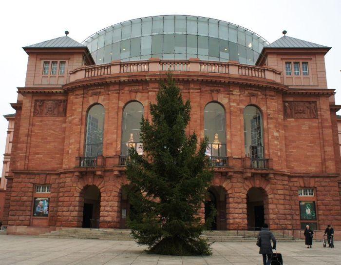 Staatstheater Mainz.