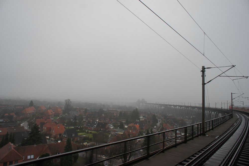 2012-12-18: Nördlich vom Nord-Ostsee-Kanal.