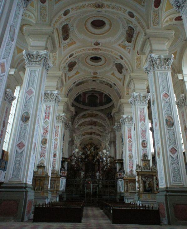 Kloster Schöntal - Klosterkirche (c)moinservus