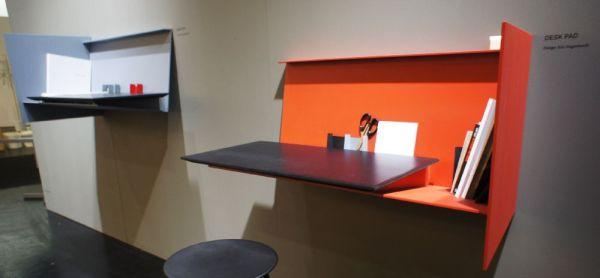 Böwer Desk Pad auf der imm cologne 2013