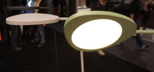 Muuto Leaf Lamp auf der imm cologne 2013