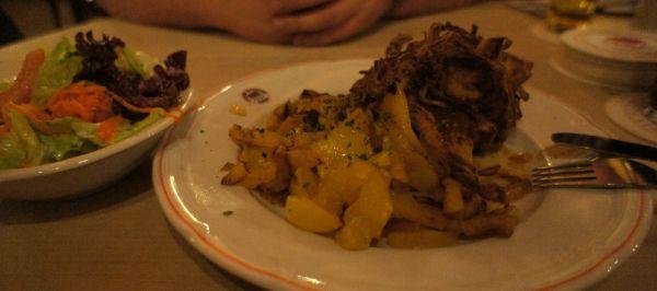 Abendessen bei Früh, Köln (c)moinservus!