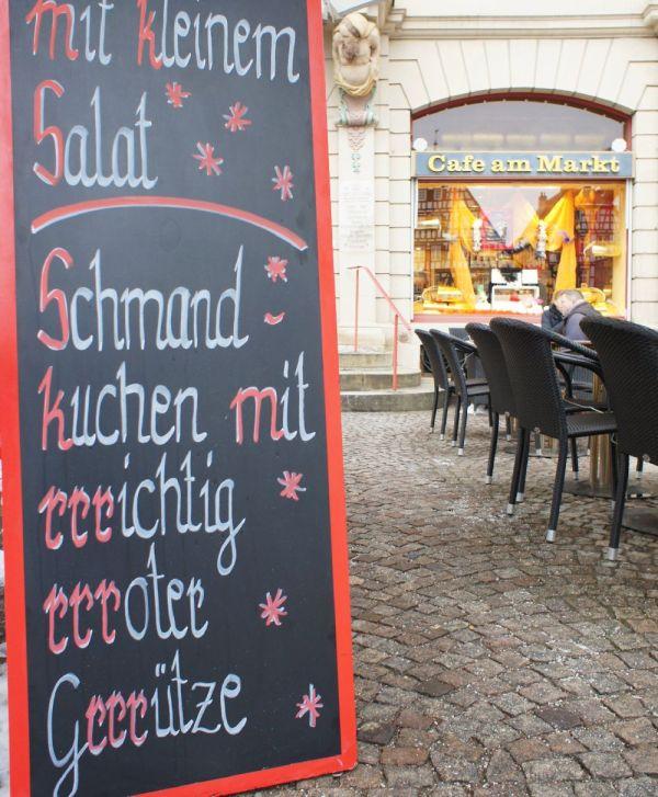 Cafe am Markt, Schwäbisch Hall (c)moinservus