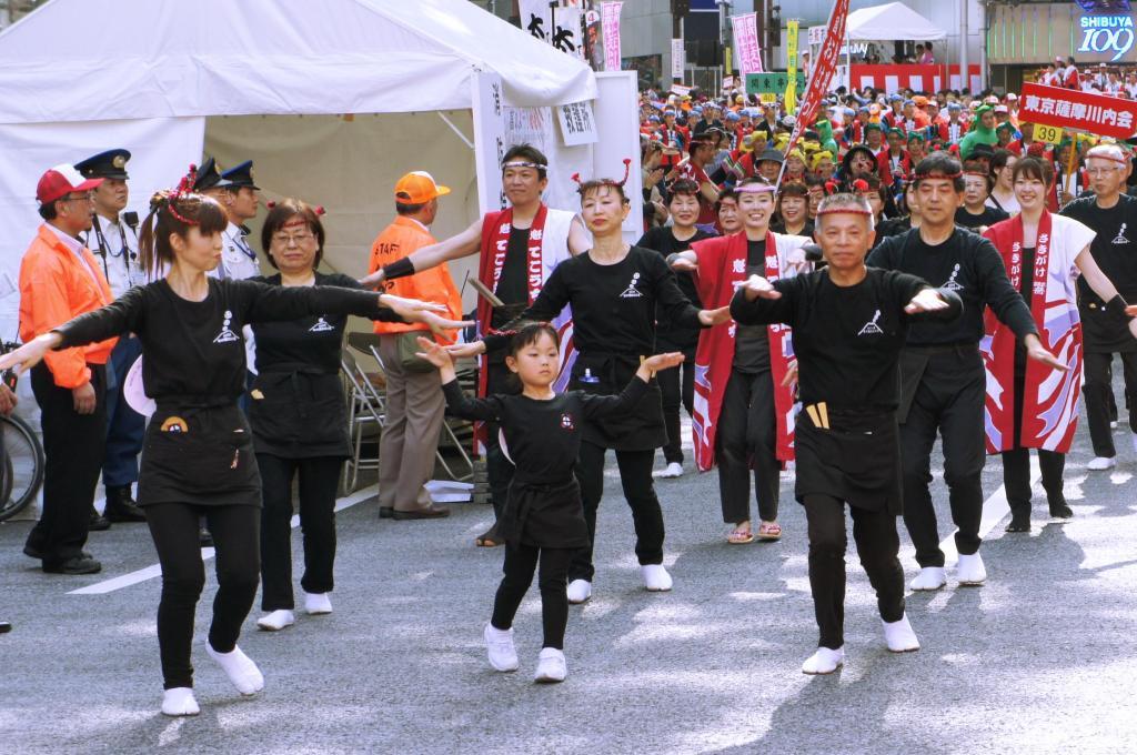 20150517_Tokyo Shibuya Ohara Matsuri 02