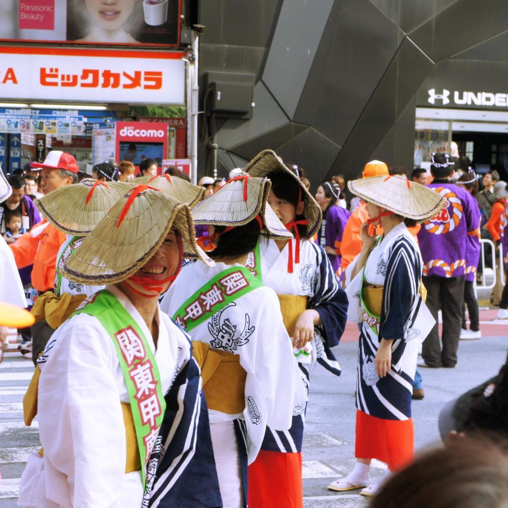 20150517_Tokyo Shibuya Ohara Matsuri 04