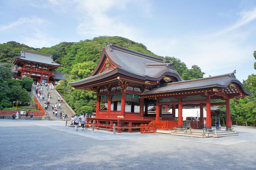 20150601_Kamakura tsurugaoka hachiman-gu 01