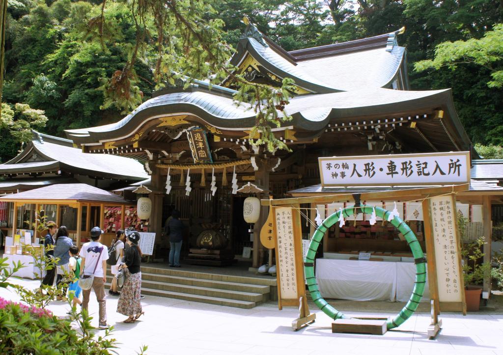 20150602_Enoshima Schrein 02