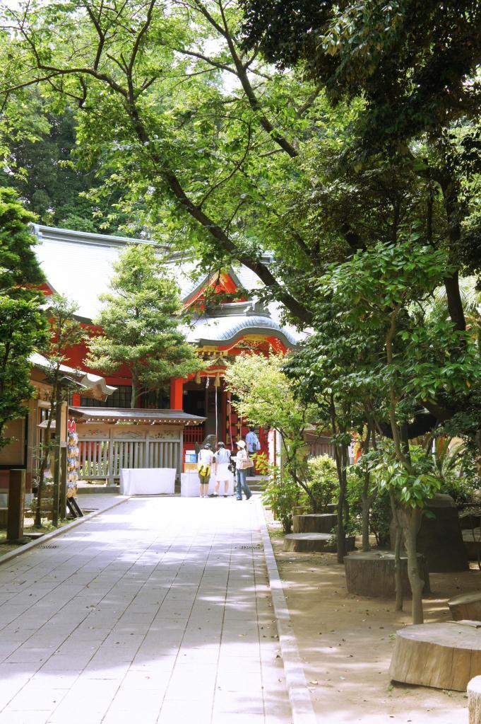 20150602_Enoshima Schrein 03