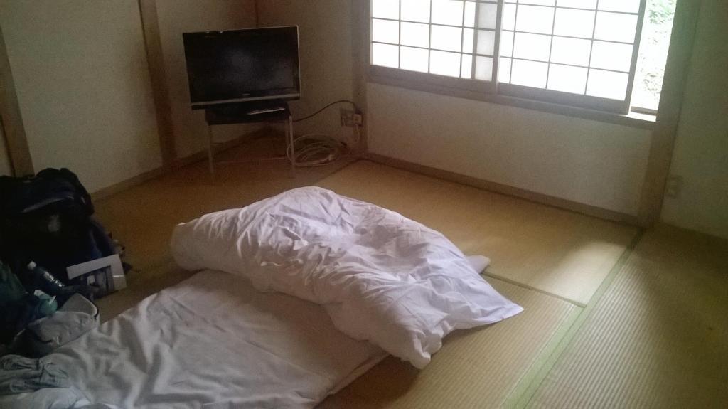 Mein Schlaf-/Wohnzimmer