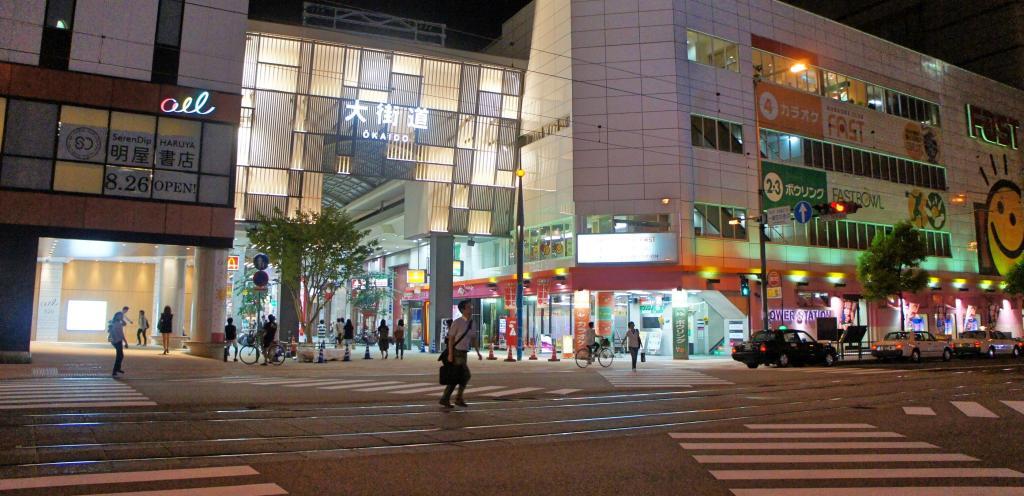 20150820_Matsuyama Nachtszene 02