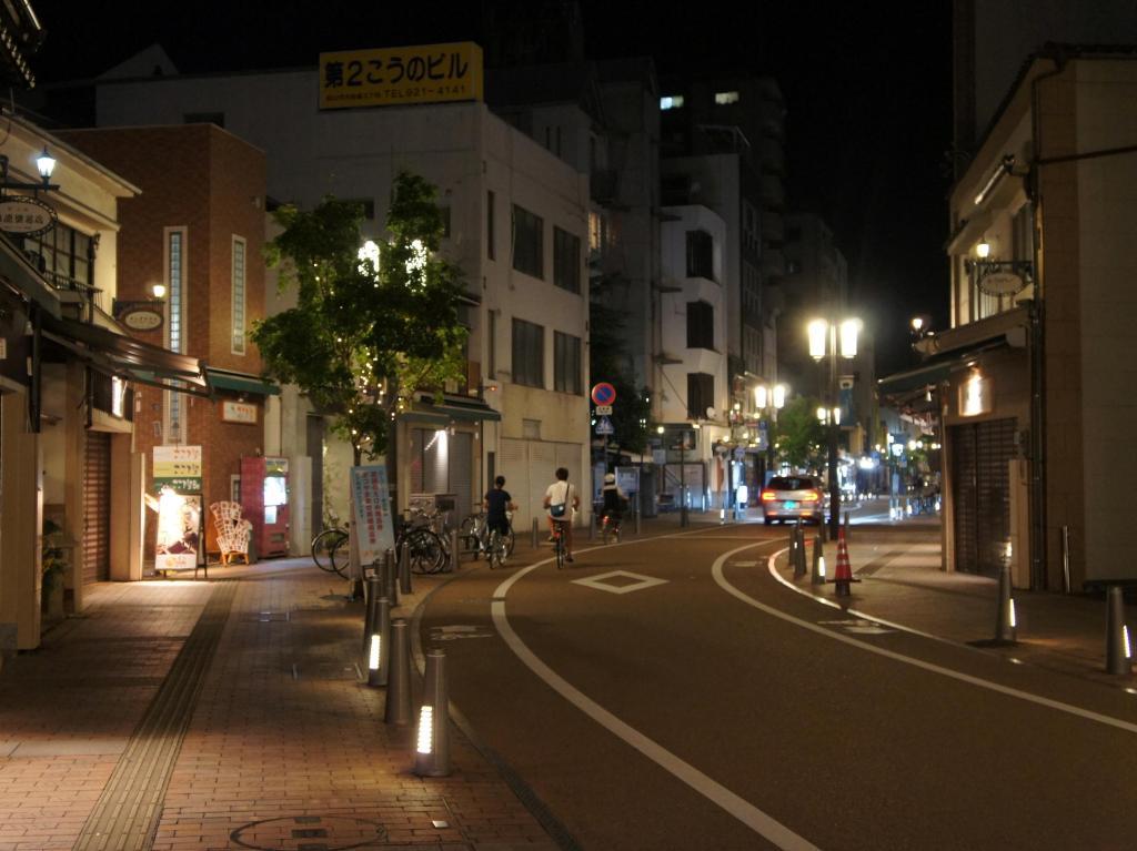 20150821_Matsuyama Railrope Street