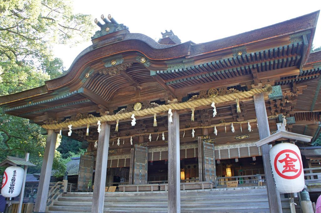 20150827_Konpirasan Main Shrine 01