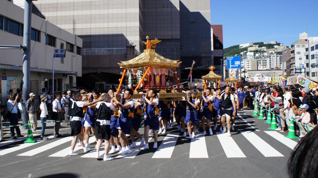 20151008_Kunchi Matsuri Nagasaki 03